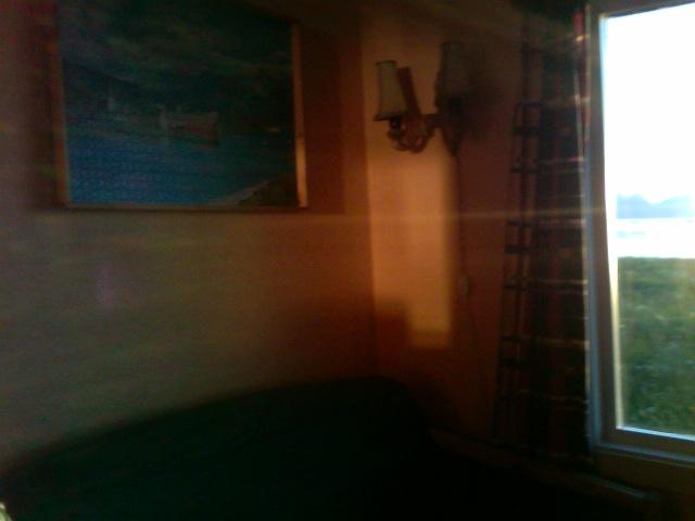 inne i hytta